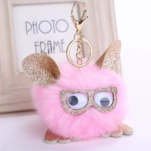 Accessories - Pink Owl 🦉 Key Chain NWT